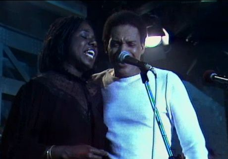 Randy Crawford et Al Jarreau.