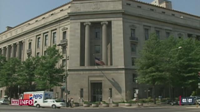 Le Conseil fédéral a présenté son plan B après le rejet de la Lex USA [RTS]