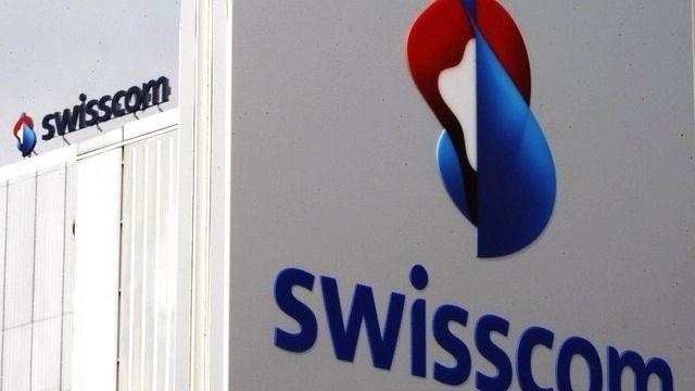Swisscom a publié ses résultats ce jeudi. [Koen Suyk / Keystone]