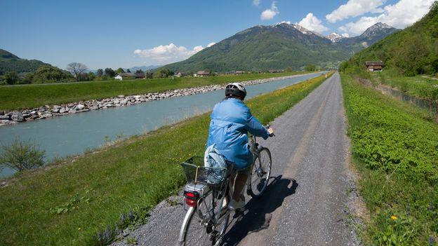 La Semaine européenne de cyclotourisme démarre à Yverdon