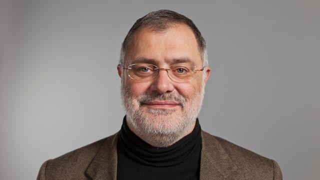 Carlo Sommaruga, conseiller national genevois. [Gaétan Bally - Keystone]