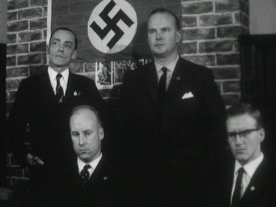 Nazis anglais [RTS]