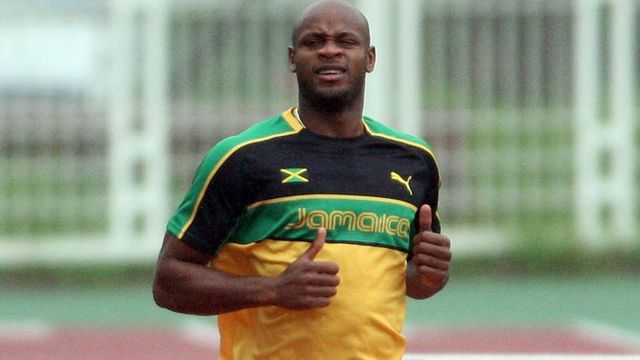 Asafa Powell risque une lourde suspension. [Yonhap - Keystone]