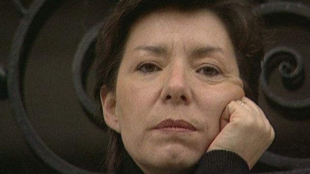 Corinne Jaquet, écrivaine genevoise [RTS]