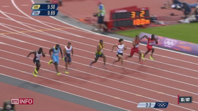 Le monde de l'athlétisme est secoué par des affaires de dopage [RTS]