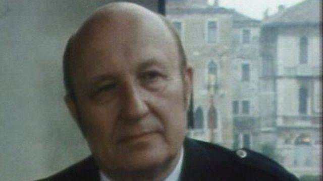 Frédéric Dard à Venise [RTS]