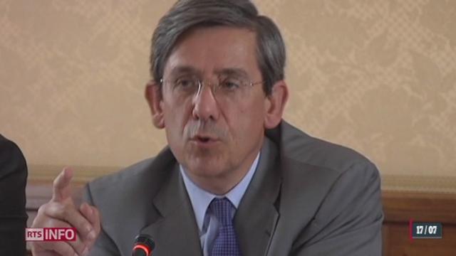 En France, l'arrestation de Pierre Coandamin Gerbier fait polémique [RTS]