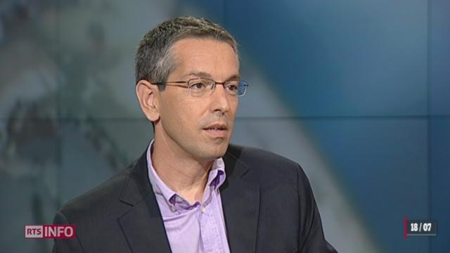 Soupçons de dopage sur le Tour de France: entretien avec Patrick Délétroz, journaliste RTS [RTS]