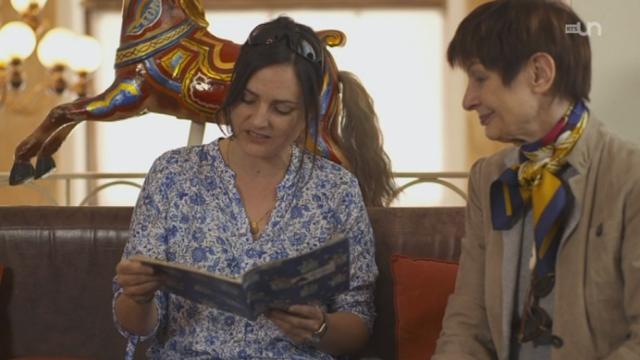 Cinéma Suisse (saison 2): Bettina Oberli 4-10 [RTS]