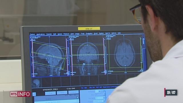 Vaccin contre la maladie d'Alzheimer: les hôpitaux de Genève et Bâle participent à une étude [RTS]