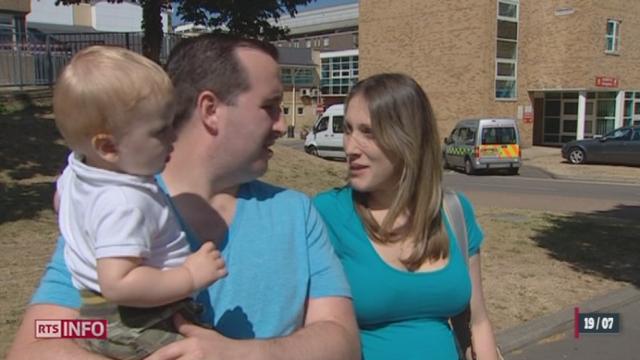 Angleterre: les spéculations relatives au lieu de naissance du futur bébé royal continuent [RTS]