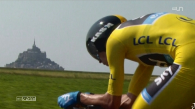 Meilleurs moments du Tour de France 2013 [RTS]