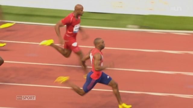 Athlétisme: le dopage dans la discipline du 100 m fait scandale [RTS]