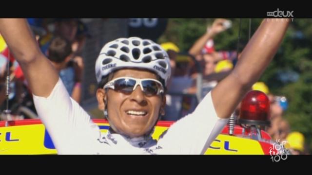 100e Tour de France: les meilleurs moments [RTS]