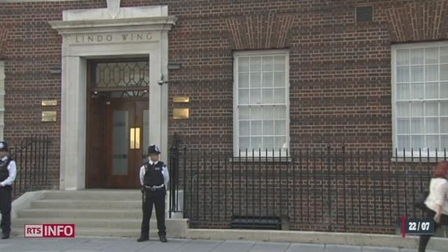 Royaume-Uni: le bébé du couple princier est attendu [RTS]