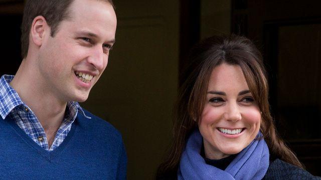 Kate et William sont les heureux parents d'un petit garçon. [Alastair Grant - Keystone]