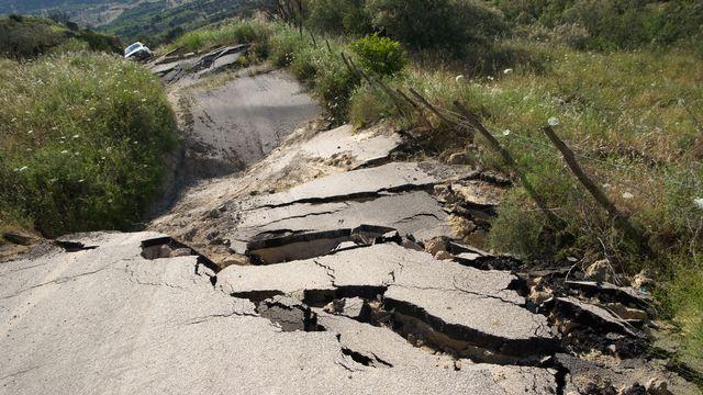 Les séismes peuvent libérer des gaz à effet de serre. [© ollirg - Fotolia.com]