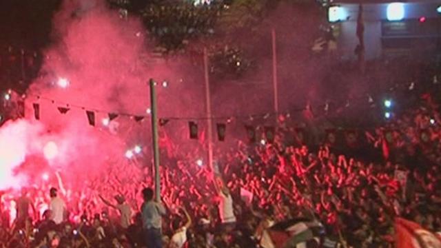 Des milliers de Tunisiens ont manifesté dans la nuit [RTS]