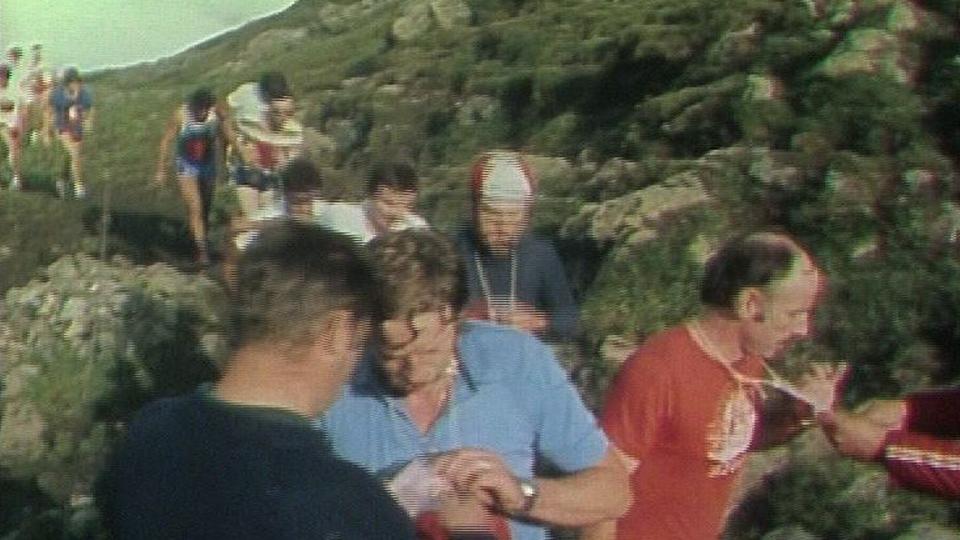 Concurrents de Sierre-Zinal en 1982 [RTS]