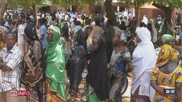 Le premier tour de l'élection présidentielle a fortement mobilisé les électeurs au Mali [RTS]