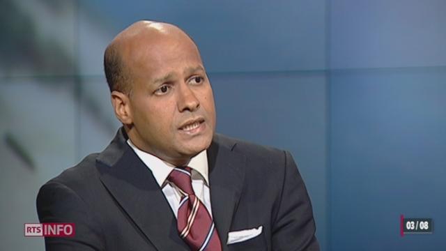 Situation en Tunisie: les précisions de Mohammad-Mahmoud Ould Mohamedou, Professeur à HEID de Genève [RTS]