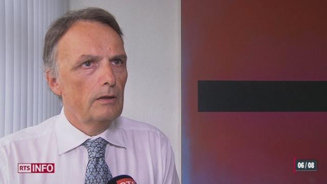 Le nouveau centre de requérants d'asiles ouvert à Bremgarten (AG) fait polémique [RTS]