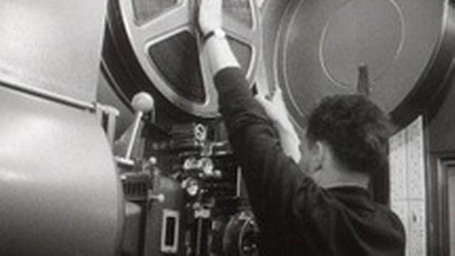 Cinéma, en archives [RTS]