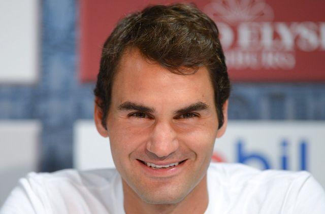 Roger Federer retrouvera-t-il le sourire dans l'Ohio? [Axel Heimken - Keystone]