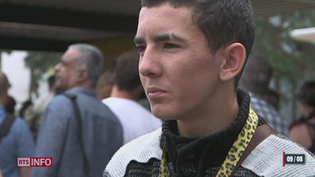 """Festival de Locarno: le film """"Sortie de route"""" témoigne de la réalité du casting sauvage [RTS]"""