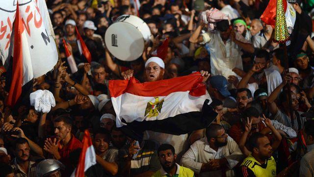 Des violences ont éclaté en pleine fête de l'Aïd en Egypte. [Mohammed Elshamy - Anadolu Agency/AFP]