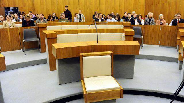 Tribunal de Lugano [Karl Mathis - Keystone]
