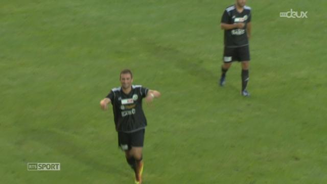 Football- Coupe de Suisse: Carouge sort contre Lugano après une défaite (1-4) [RTS]