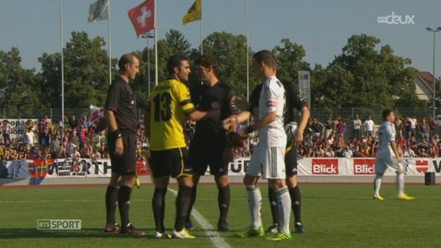 Football- Coupe de Suisse: Bâle s'impose 1-0 face à Old Boys [RTS]
