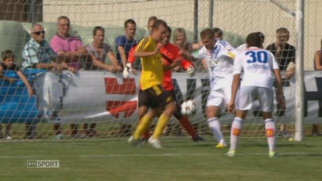 Football - Coupe de Suisse (1er tour): Lausanne se qualifie facilement au dépend de Cornol (7-0) + tous les résultats [RTS]