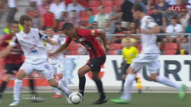 Football - Coupe de Suisse (1er tour): Neuchâtel Xamax FCS n'a pas démérité face à Aarau mais est tout de même éliminé (3-1) [RTS]