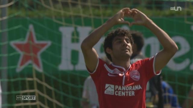 Football - Coupe de Suisse (1er tour): Thoune domine Echallens (3-1) [RTS]