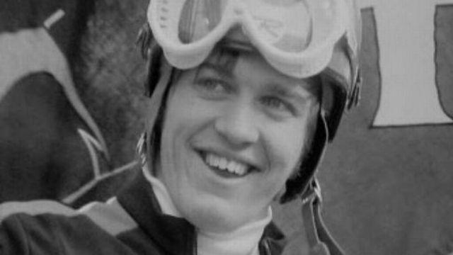 Bernard Russi, le champion d'Andermatt en 1970. [RTS]