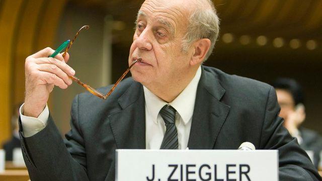 Jean Ziegler. [Salvatore di Nolfi - Keystone]