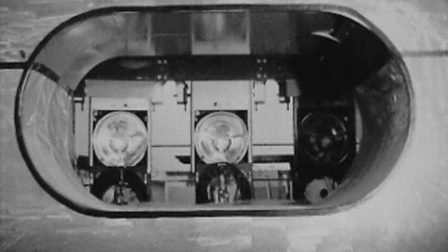 Visite du CERN en 1970 [TSR, 1970]