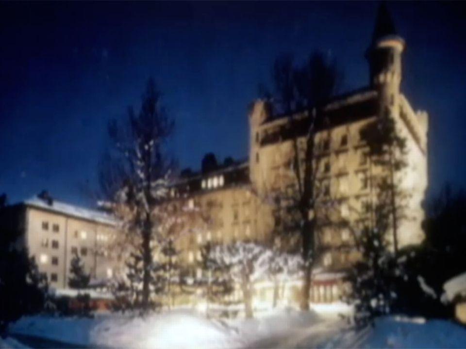 Hôtels d'exception [RTS]