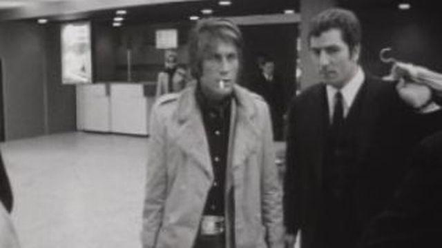 Jacques Dutronc en 1967. [RTS]