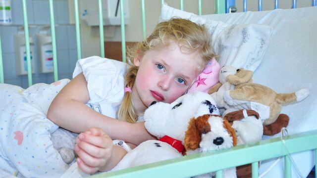 L'hôpital est une deuxième maison pour certains enfants.  Fotoperle Fotolia [Fotoperle - Fotolia]