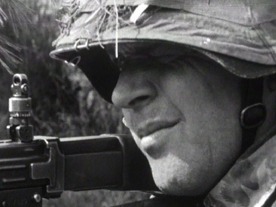 Le citoyen-soldat suisse [RTS]