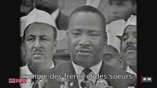Il y a 50 ans, Martin Luther King prononçait son célèbre «I have a dream» [RTS]