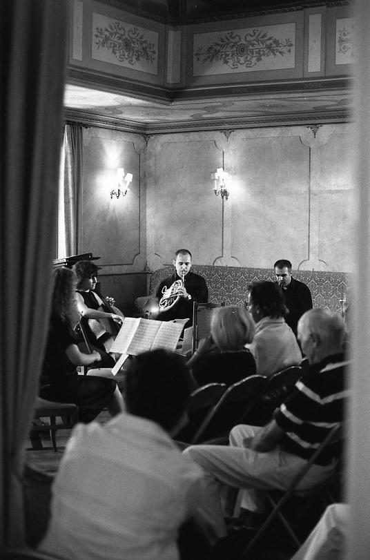 15ème Schubertiade, avec Pascal Crittin