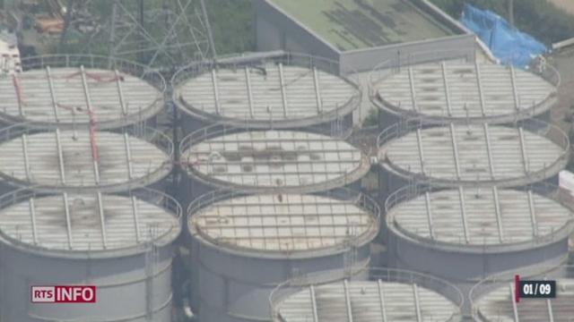 Fukushima: une nouvelle hausse de radioactivité a été enregistrée dans la centrale [RTS]