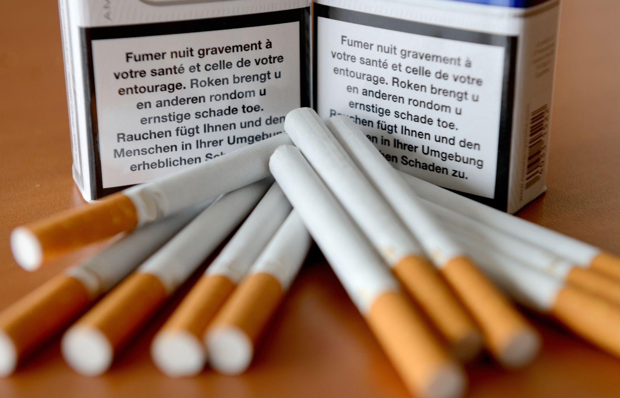 le conseil f d ral veut poursuivre l 39 augmentation du prix des cigarettes suisse. Black Bedroom Furniture Sets. Home Design Ideas
