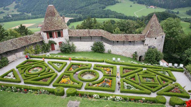 Le jardin à la française - RTS.ch