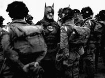 Batman - Greenham Airfield,June 5, 1944. [Agan Harahap]