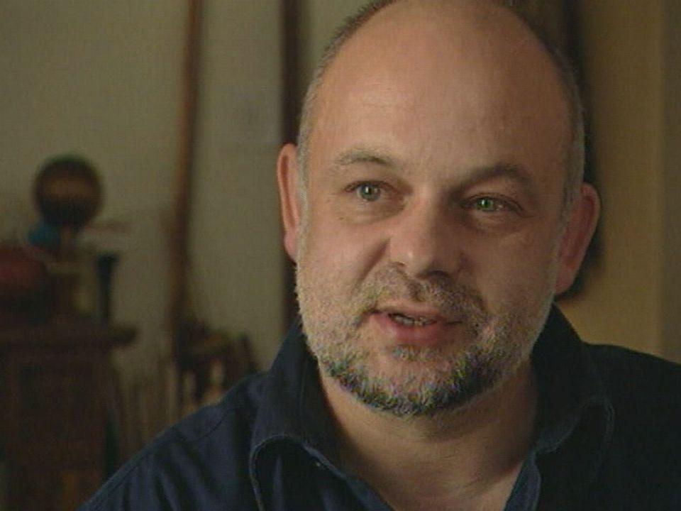 Laurent Flutsch en 2002. [RTS]